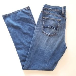 Lucky Brand Sweet and Low Jeans sz10